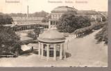 CPI (B2525) CEHIA, FRANZENSBAD, FRANZENSQUELLE. KURHAUS. KAYSERSTRABE, EDITURA HERMAN POY, DRESDEN, CIRCULATA 12 IUL 1907, STAMPILE, Europa, Printata
