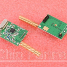 NEW 350m Distance Transmission CC1101 wireless module /433M/2500/NRF (FS00075)