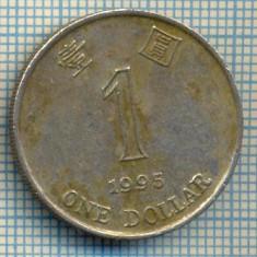 528 MONEDA - HONG KONG - ONE DOLLAR -anul 1995 -starea care se vede