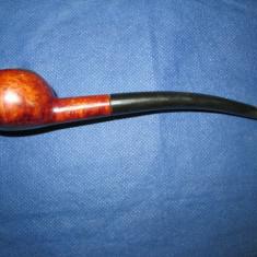 Pipa veche din lemn marcata Ye Olde Briar, marimi: 15.5/ 4cm.