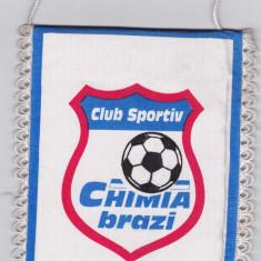 Fanion fotbal CS CHIMIA BRAZI