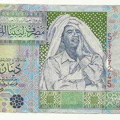 LIBIA BANCNOTA 1 DINAR