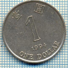 526 MONEDA - HONG KONG - ONE DOLLAR -anul 1994 -starea care se vede