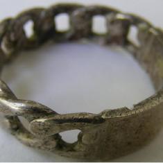 Verigheta veche din argint (44) - de colectie