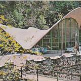 Vedere Olanesti, semnata de Ioana Rebreanu in  1974