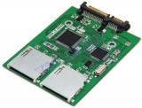 Adaptor SDHC la SATA Serial ATA 7+15P