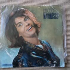 Lucky Marinescu disc vinyl single muzica usoara romaneasca pop electrecord - Muzica Pop electrecord, VINIL