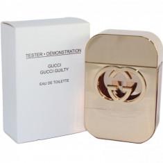 Parfum Gucci Guilty feminin, apa de toaleta 75ml (TESTER) - Parfum femeie