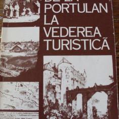 Andrei Cornea - DE LA PORTULAN LA VEDEREA ARTISTICA { Ilustratori straini si realitati romanesti in secolele XVIII-XIX } - Istorie