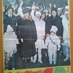 REVISTA CUTEZATORII 1989 NR.1 - Revista scolara