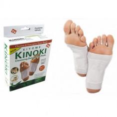 Plasturi pentru detoxifiere Kinoki - Dieta