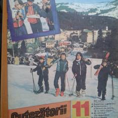 REVISTA CUTEZATORII 1989 NR. 11 - Revista scolara