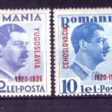 1936 l.p. 117 conditie** - Timbre Romania