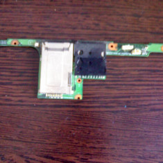 PLACA MULTIMEDIA LAPTOP SONY VAIO PCG-9W4M DAORJ1AB8C6 - Cabluri si conectori laptop Sony, Altul