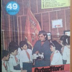 REVISTA CUTEZATORII 1988 NR. 49 - Revista scolara