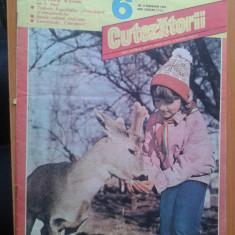 REVISTA CUTEZATORII 1989 NR.6 - Revista scolara