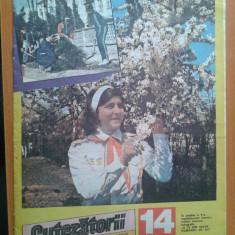 REVISTA CUTEZATORII 1989 NR.14 - Revista scolara