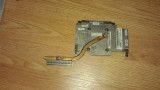Radiator / heatsink placa video Dell Inspiron 9300