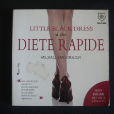 MICHAEL VAN STRATEN - LITTLE BLACK DRESS SI ALTE DIETE RAPIDE