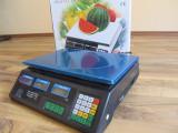 CANTAR ELECTRONIC Piata sau Magazin ACUMULATOR INTERN 40 kg, Platforma