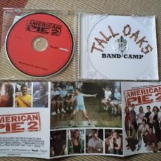 American pie 2 soundtrack muzica pop punk rock Music Motion Picture CD disc - Muzica soundtrack