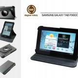 Husa rotativa 360 Samsung Galaxy Tab 2 Tab2 7.0 P3100 P3110 3113 + bonus - Husa Tableta Samsung, 7 inch