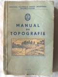 MANUAL DE TOPOGRAFIE, Asociatia Voluntara Pentru Sprijinirea Apararii Patriei, Alta editura