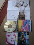BRITNEY SPEARS Britney album CD disc muzica pop dance poster foto editie vest