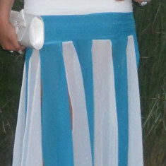Sueeer oferta!!Rochie super eleganta, super frumoasa!!! - Rochie banchet, Culoare: Alb, Marime: Masura unica