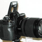 Vand/Schimb Aparat foto profesional Panasonic L10 Lumix DSLR obiectiv