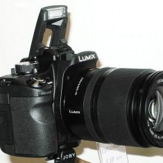 Vand/Schimb Aparat foto profesional Panasonic L10 Lumix DSLR obiectiv - DSLR Panasonic, Kit (cu obiectiv)