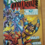 X-Men and The Clandestine #1 . Marvel Comics - Reviste benzi desenate Altele