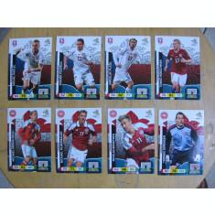 Adrenalyn XL Panini EURO 2012 fotbalisti