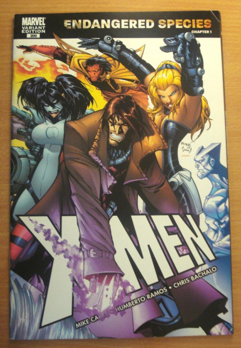X-Men #200 . Marvel Comics foto mare