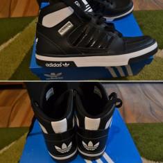 Adidasi gheata tenesi adidas noi nouti in cutie - Ghete copii Adidas, Marime: 37, Culoare: Negru, Fete