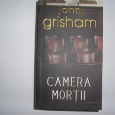 CAMERA MORTII - John Grisham,rf