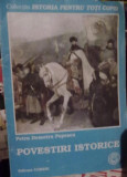 P.D. Popescu -  Povestiri Istorice