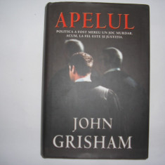 APELUL- John Grisham,rf