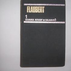 Gustave Flaubert - Doamna Bovary & Salammbo (Opere, vol 1),rf, 1979