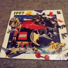 Catalog oficial Lego 1997 in limba romana