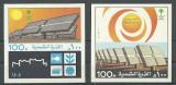 ARABIA SAUDITA 1984 EL EYENAH SOLAR FARM COTA MICHEL 76 EURO