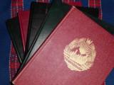 Clasoare (A4) cu timbre - colite, romanesti si straine - NESTAMPILATE / F343