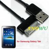 Cablu USB Samsung Galaxy tab, P7500 / P7510/ P7300 /P7310 /P6800 P6810 /P6200/ P5100/P5110