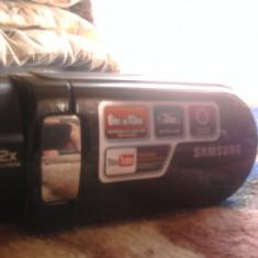 Camera video Samsung SMX-F30 Black, 2-3 inch, Card Memorie, CCD, 30-40x