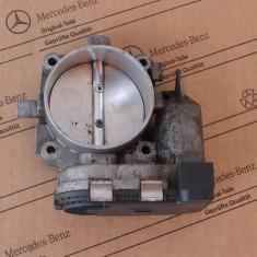 Clapeta acceleratie pentru motoare pe benzina Mercedes, Mini, A1131410125