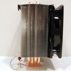 Cooler procesor-cpu Cooler Master Hyper 212 heatpipe, AMD AM2, 754, 939, 940 - Cooler PC Cooler Master, Pentru procesoare