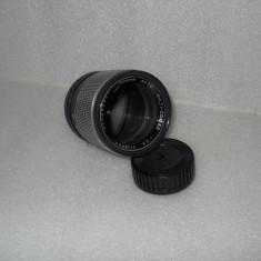 VAND OBIECTIV PE MONTURA NIKON 135MM 2.8 - Obiectiv DSLR Nikon, Manual focus, Minolta - Md