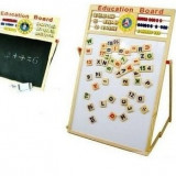 Tabla cu 2 fete 5 in 1 (CEL MAI IEFTIN) - Joc board game