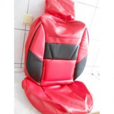 Husa auto rosu cu negru - Husa scaun auto