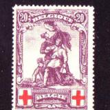 1914 belgia mi. 106 conditie**